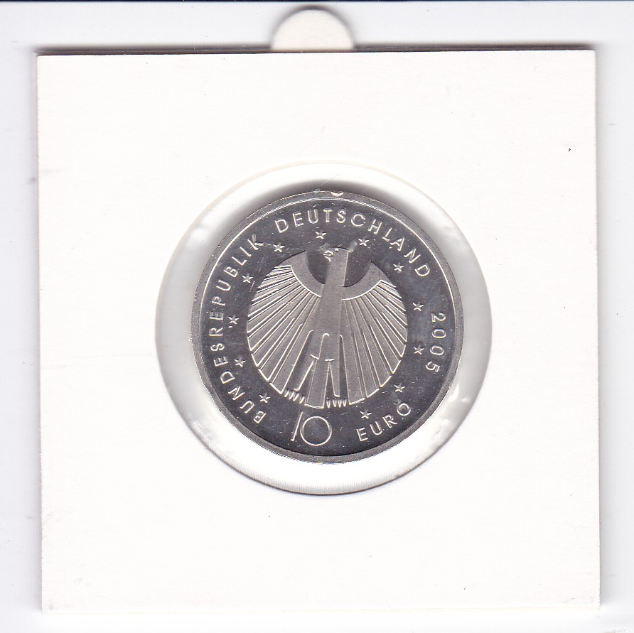 Germany 10 euro 2005 FIFA Ag b.png